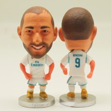 Figurka JMS Karim Benzema Real Madrid 7cm - SKLADEM