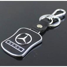 Přívěsek na klíče s karabinou Mercedes Benz - SKLADEM