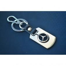 Mercedes Benz přívěsek na klíče silver - SKLADEM
