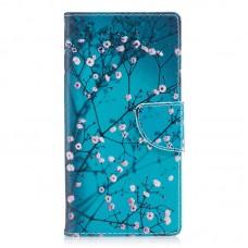 Sony Xperia XZS kožený obal Blue