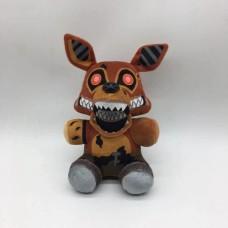 Five Nights at Freddy's plyšák brown Foxy 18 cm - SKLADEM