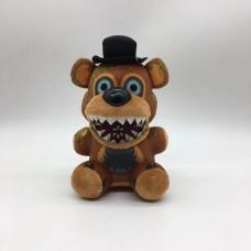 Five Nights at Freddy's plyšák brown Freddy 18 cm - SKLADEM