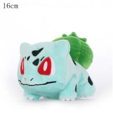 Pokémon plyšák Bulbasaur 16 cm - SKLADEM