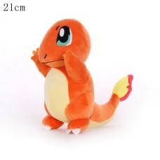 Pokémon plyšák Charmander 21 cm - SKLADEM