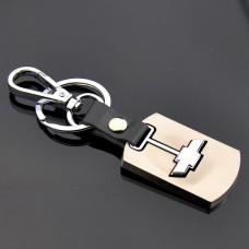 Chevrolet přívěsek na klíče silver - SKLADEM