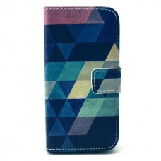 Samsung Galaxy Core kožený obal Cool Pattern