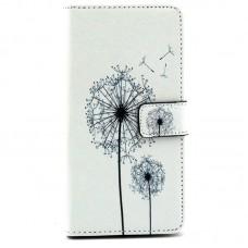 iPhone 7 kožený obal Dandelion