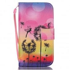 Samsung Galaxy S3 kožený obal Dandelions Fairies