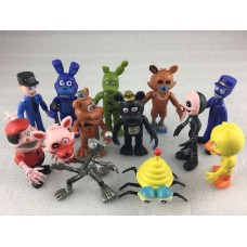 Five Nights at Freddy's figurky 12 ks - SKLADEM
