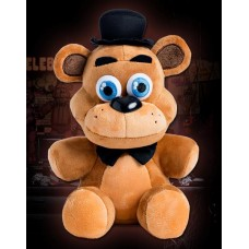 Five Nights at Freddy's plyšák 18 cm brown Freddy