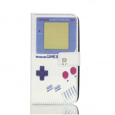 iPhone 7 kožený obal Game Boy