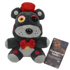 Five Nights at Freddy's plyšák Grey Bear 18 cm - SKLADEM