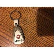 Jeep přívěsek na klíče red - SKLADEM