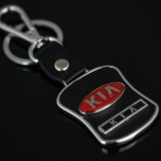 Přívěsek na klíče s karabinou Kia - SKLADEM