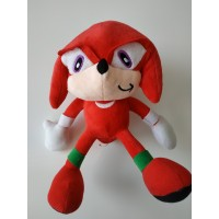 Sonic plyšák Knuckles 27cm
