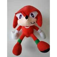 Sonic plyšák Knuckles 27cm - SKLADEM