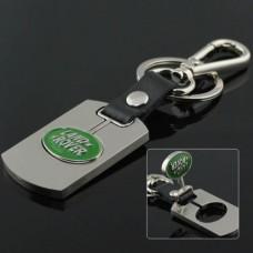 Land Rover přívěsek na klíče silver - SKLADEM