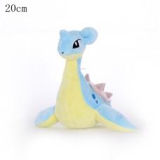 Pokémon plyšák Lapras 20 cm - SKLADEM