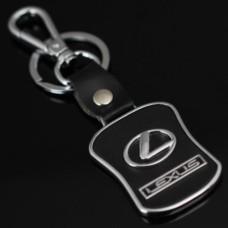 Přívěsek na klíče s karabinou Lexus - SKLADEM