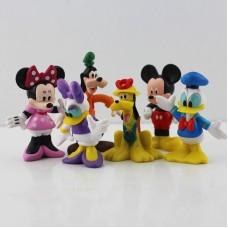 Mickey Mouse sada 6ks - SKLADEM