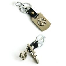 Mitsubishi přívěsek na klíče silver - SKLADEM