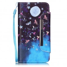 Samsung Galaxy i9060 kožený obal Moon