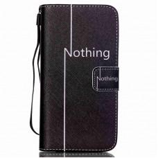 Samsung Galaxy S6 kožený obal Nothing