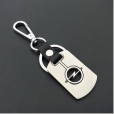 Opel přívěsek na klíče s karabinou - SKLADEM