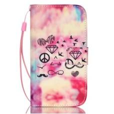 iPhone 6/ 6S Plus kožený obal Pink Diamond - SKLADEM