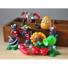 Figurky Plants Vs Zombies sada 10ks - SKLADEM