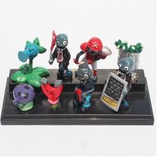 JMS Plants Vs Zombies 8 figurek - SKLADEM