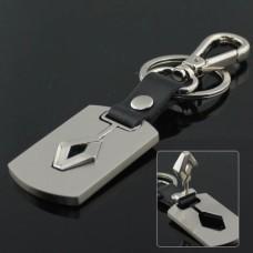 Renault přívěsek na klíče silver - SKLADEM