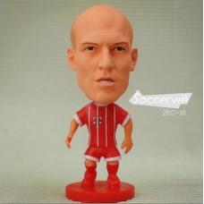 Figurka JMS Arjen Robben Bayern Mnichov 7cm