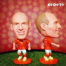Figurka JMS Arjen Robben Netherlands 7cm