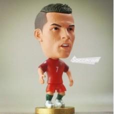Figurka JMS Cristiano Ronaldo Portugalsko 7cm