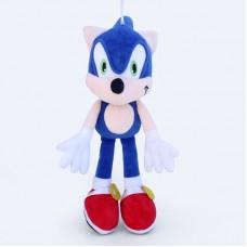 Sonic plyšák 30cm modrý - SKLADEM
