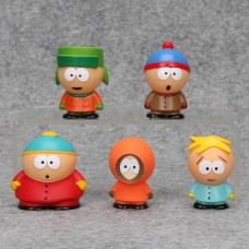 Figurky JMS South Park figurky sada 5ks - SKLADEM