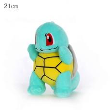 Pokémon plyšák Squirtle 21 cm - SKLADEM