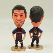 Figurka JMS Luis Suarez Barcelona 7cm