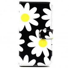 iPhone 7 kožený obal Daisy