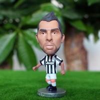 Figurka JMS Carlos Tevez Juventus Turín 7cm