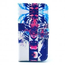 Nokia Lumia 520, 525 kožený obal Cool Tiger