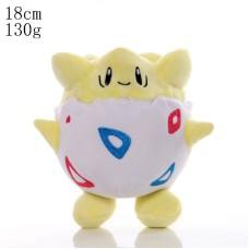 Pokémon plyšák Togepi 18 cm - SKLADEM