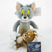 Tom a Jerry plyšáci sada 2ks - SKLADEM