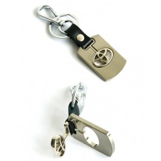 Toyota přívěsek na klíče silver - SKLADEM