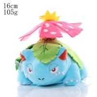 Pokémon plyšák Venusaur 16 cm - SKLADEM