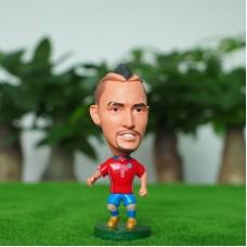 Arturo Vidal Chile Team 2014