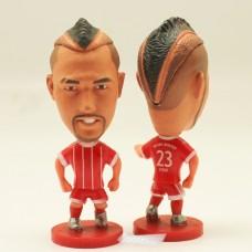 Figurka JMS Arturo Vidal Bayern Mnichov 7cm
