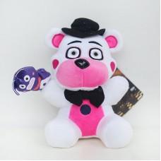 Five Nights at Freddy's plyšák 18 cm white FREDDY bear - SKLADEM